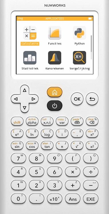 NumWorks Calculator